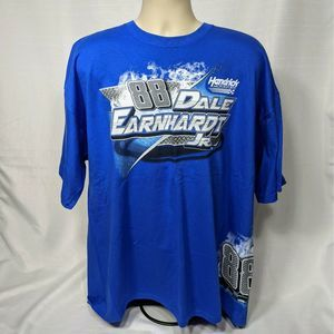 Nascar Dale Earnhardt Jr #88 Double Sided T Shirt